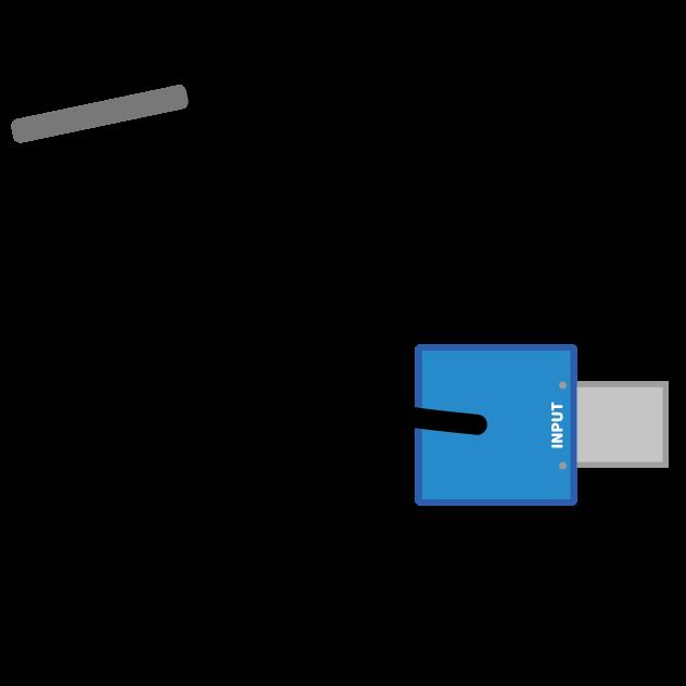 水温センサー